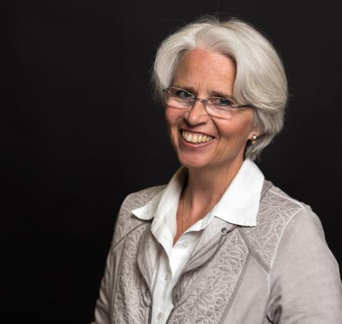 Portrait Annette Hartmann